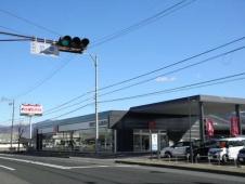 長野日産自動車 柳原店の店舗画像