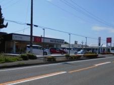 日産プリンス茨城販売 高萩中古車センターの店舗画像