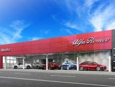 アルファロメオ静岡 ALC MOTORS GROUP の店舗画像