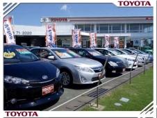 茨城トヨタ自動車株式会社 取手店の店舗画像