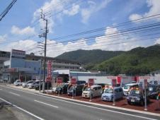 日産サティオ徳島 阿南支店の店舗画像