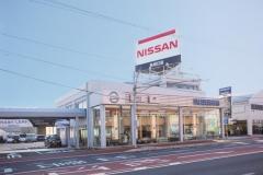 島根日産自動車株式会社 松江店の店舗画像