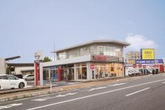 島根日産自動車株式会社 益田店の店舗画像