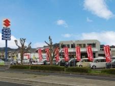 スズキ販売鳥取中央 の店舗画像