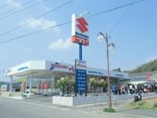 (有)新堀自動車 スズキ自販吹上の店舗画像