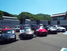 美作マツダ自動車 マツダオートザム津山の店舗画像