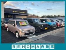 BEHOMA自動車 の店舗画像