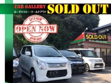 car gallery SOLD OUT の店舗画像