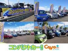 コンパクトカー専門店 カーボプラス の店舗画像