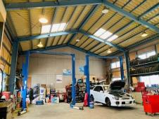 ERガレージ の店舗画像