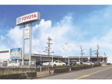 NTPホールディングス(株) 小牧・岩崎店/ネッツトヨタ名古屋(株)の店舗画像