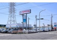 トヨタユナイテッド静岡 静岡トヨペット U−Car藤枝店の店舗画像