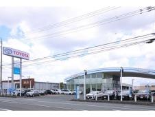 トヨタユナイテッド静岡 静岡トヨペット 袋井店の店舗画像