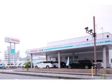 トヨタユナイテッド静岡 静岡トヨペット U−Car中原店の店舗画像