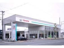 トヨタユナイテッド静岡 カローラ東海 カーランド静岡インターの店舗画像