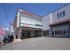 トヨタユナイテッド静岡 ネッツスルガ 御殿場店の店舗画像